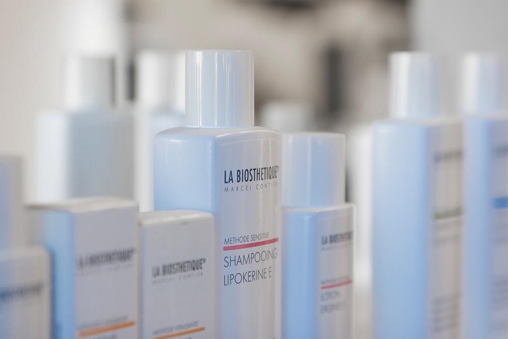 """Kosmetik """"La Biosthetique"""""""