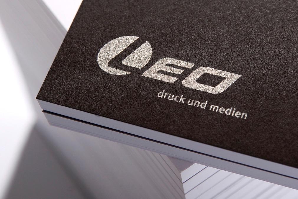 Notizblock Leo Druck & Medien Bayreuth