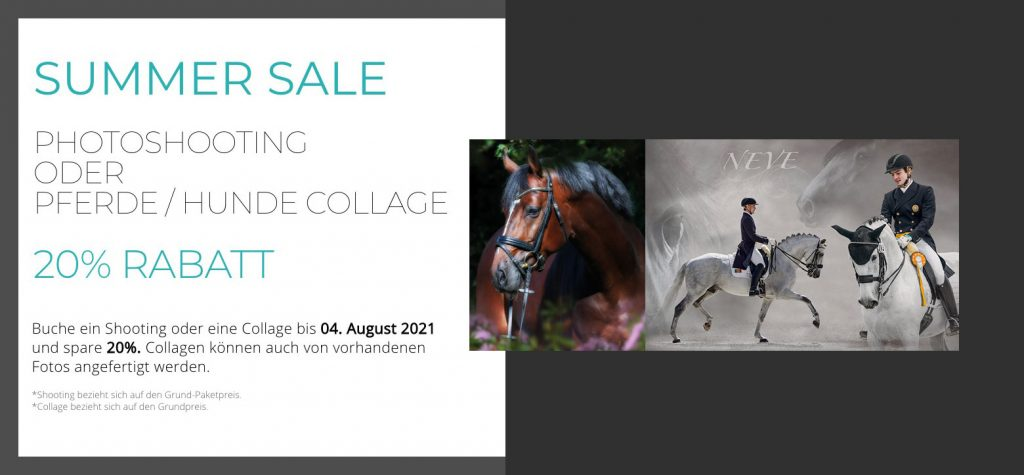 Summer Sale Aktion